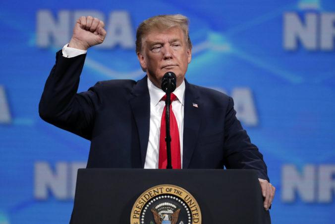Vojna bude znamenať váš koniec, pohrozil Iránu prezident Trump