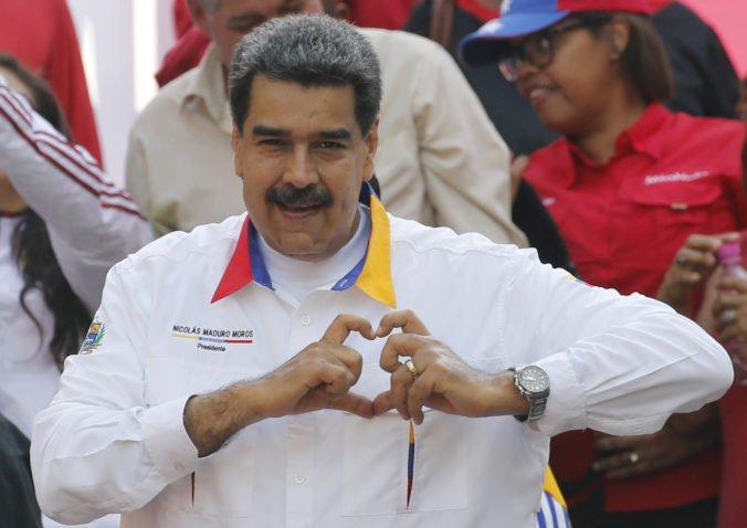 Maduro si chce zmerať sily s Guaidóom, navrhol predčasné voľby do Národného zhromaždenia
