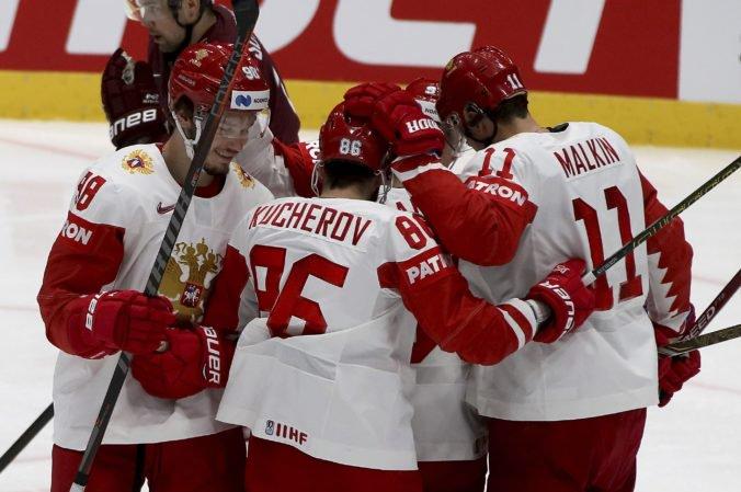MS v hokeji 2019: Švédsko – Rusko (online)