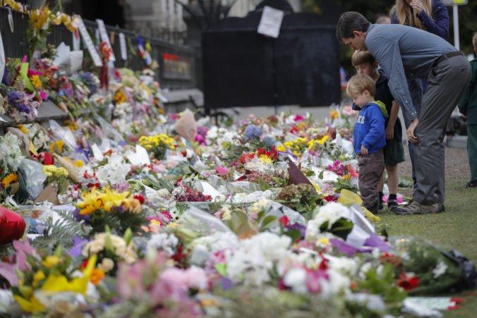 Útočníka z Christchurchu obvinili z terorizmu, hrozí mu doživotie