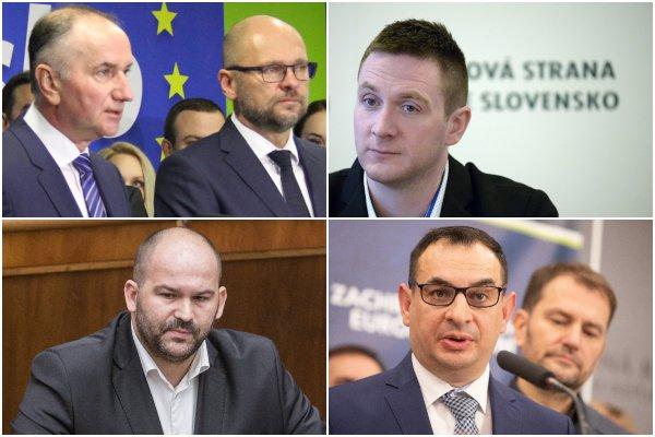 Opozičné strany idú do eurovolieb s proeurópskym programom, preferujú aj tradičné hodnoty