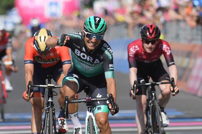 Video: Benedetti triumfoval v 12. etape na Giro d'Italia, preteky majú nového lídra