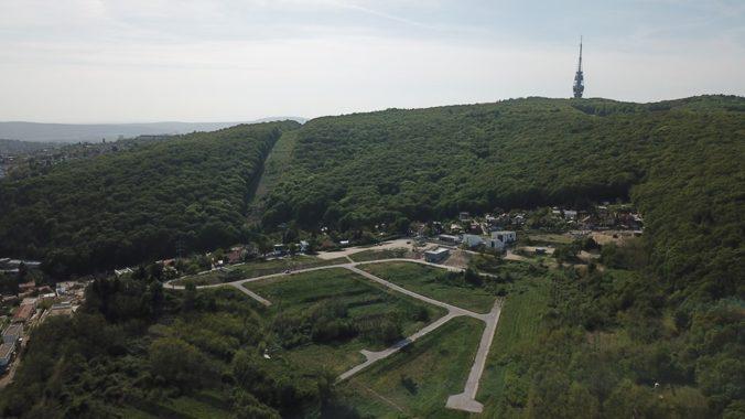 Na Kolibe vyrastie projekt Ahoj Briežky, začali s predajom stavebných pozemkov