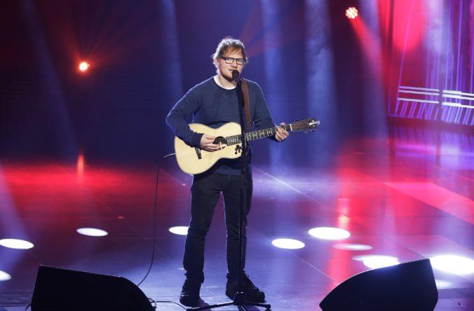 Spevák Ed Sheeran vydá v lete album, novinka bude mať názov No. 6 Collaborations Project