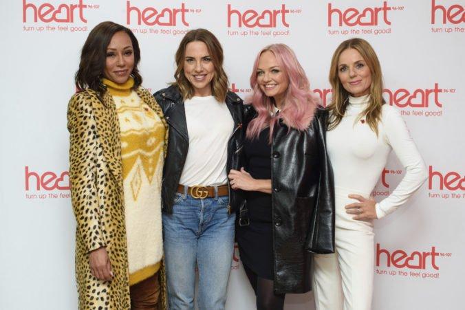 Spice Girls odštartovali comebackové turné, na pódium sa vrátili po siedmich rokoch