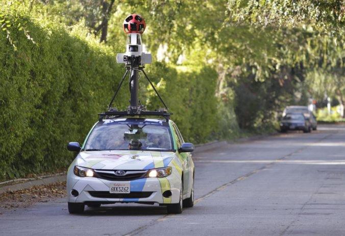 Google zaktualizuje zábery slovenských ulíc v Street View, zosníma aj pešie zóny najväčších miest