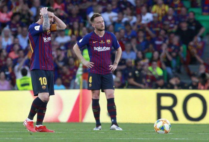 Video: Barcelona neuspela vo finále Copa del Rey, španielsky pohár získala Valencia