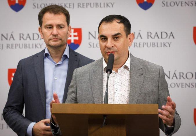 Matovič je hrdý na voličov OĽaNO, Slovensko bude mať v Bruseli prvého rómskeho europoslanca