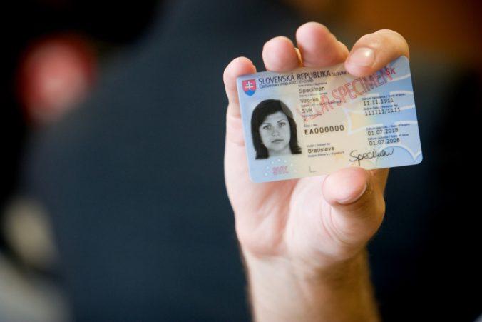 Ministerstvo vnútra navrhuje, aby občiansky preukaz vlastnili aj deti mladšie ako 15 rokov