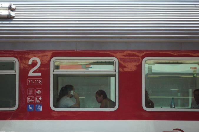 Železničná spoločnosť Slovensko rozšírila funkcie mobilnej aplikácie Ideme vlakom