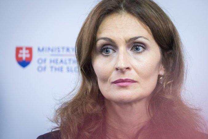 Štátna zdravotná poisťovňa v prípade laboratórií zlyhala, myslí si ministerka Kalavská
