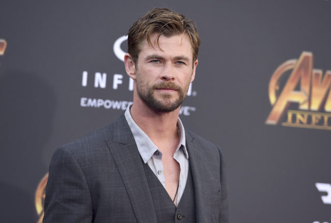 Herec Chris Hemsworth si chce dať pauzu od nakrúcania filmov, bude tráviť čas so svojou rodinou