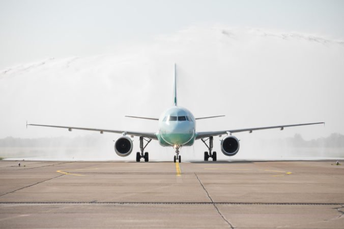 Foto: Letisko M. R. Štefánika má nové spojenie, do Bratislavy už lieta aj Cyprus Airways