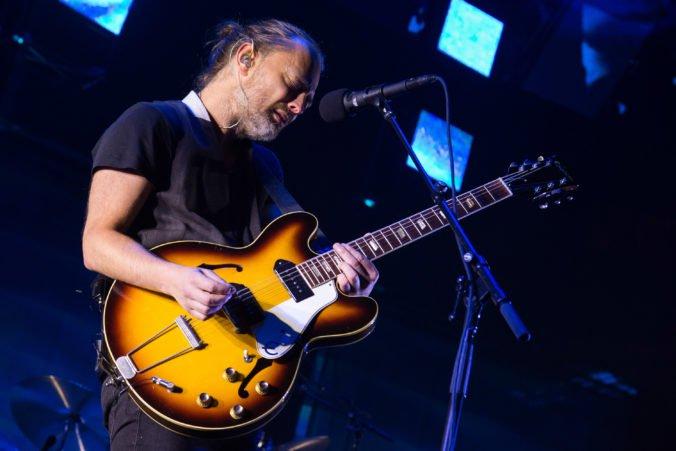 Kapela Radiohead vydá dosiaľ nezverejnené skladby, výťažok z predaja daruje mimovládke