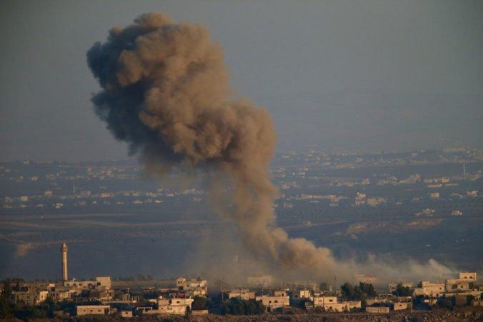 Izrael ostreľoval cieľ na juhu Sýrie, po útoku začal rušiť radary