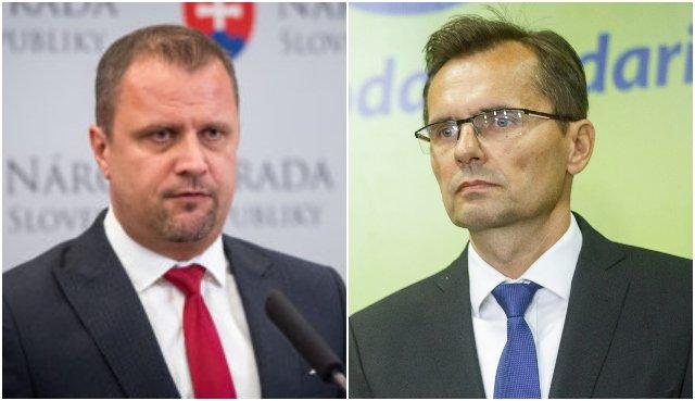 Rešpektujme voľbu opozície, povedal Hrnčiar a podporí Galka za podpredsedu parlamentu