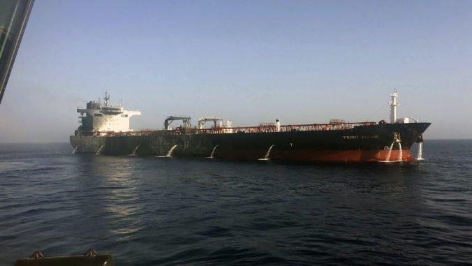 USA sú presvedčené, že za útokmi na dva ropné tankery v Ománskom zálive je Irán