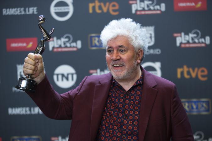 Španielsky režisér Pedro Almodóvar dostane v Benátkach cenu za celoživotné dielo