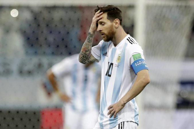 Argentína aj s Messim prehrala svoj prvý zápas na Copa América, Peru získalo jeden bod