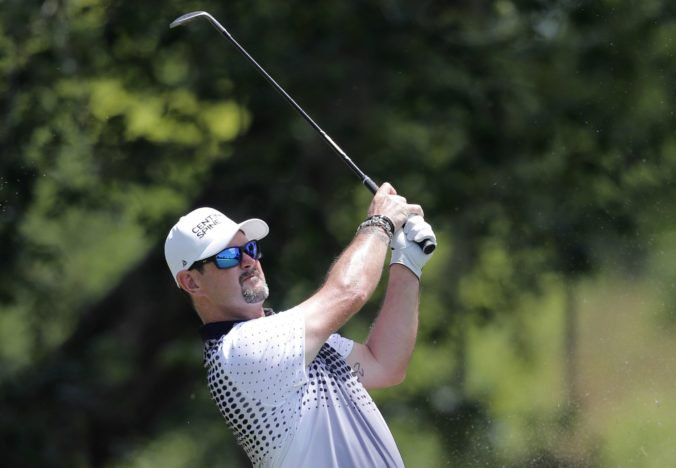 Sabbatini pred záverečným kolom US Open v Top 50, priebežným lídrom je Woodland