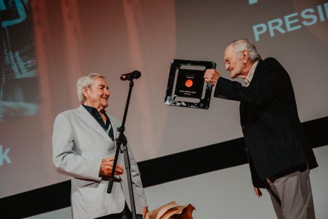 Art Film Fest vyvrcholil odovzdávaním cien Modrý anjel, Kvietik získal cenu prezidenta festivalu