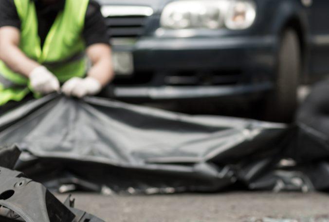 Po nehode v okrese Spišská Nová Ves zahynul motorkár, vodič auta si ho nevšimol pri predbiehaní