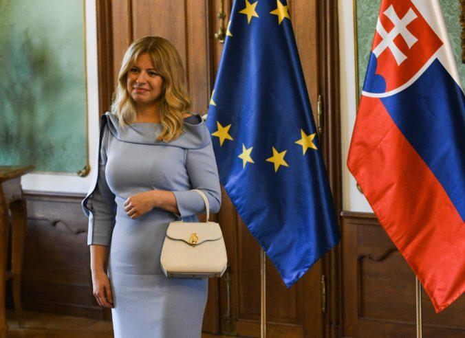 Čaputová sa v Bruseli stretne so Stoltenbergom a Junckerom, prezidentku prijme aj kráľ Filip
