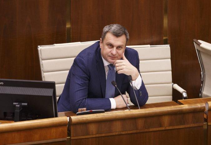Danko v parlamente prijal predstaviteľov Zväzu protikomunistického odboja
