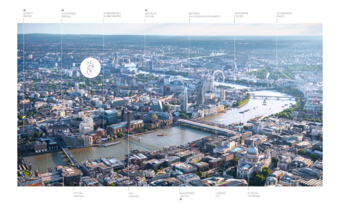 Developer JTRE začal stavať svoj prvý londýnsky projekt Triptych Bankside