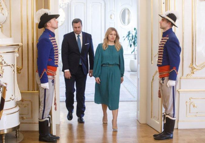 Prezidentka Čaputová sa vyjadrila k voľbe kandidátov na sudcov a víta Dankovo vyjadrenie