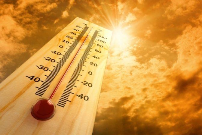 Nemecko zaznamenalo v obci Coschen historicky najvyššiu júnovú teplotu