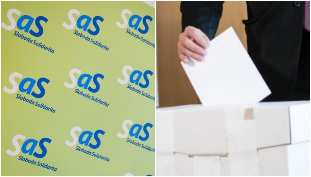 Najbližšie parlamentné voľby môžu byť rozhodujúce, tvrdí SaS a navrhuje voľbu aj zo zahraničia