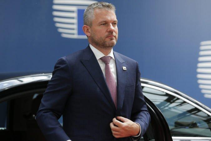 Pellegrini sa objavuje medzi menami na post predsedu Európskej rady, vníma to ako kompliment