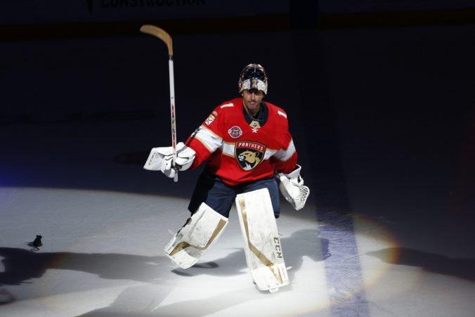 Po devätnástich sezónach v NHL a 1044 zápasoch si povedal dosť, Luongo ukončil kariéru