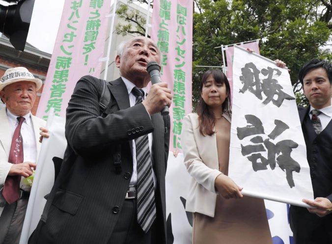 Japonsko musí pre segregáciu pacientov s leprou zaplatiť ich rodinám miliónové kompenzácie