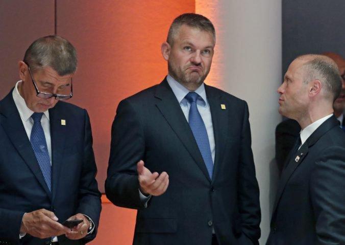 Nominácie spitzenkandidátov boli hlavným kameňom úrazu, hodnotí Pellegrini mimoriadny summit