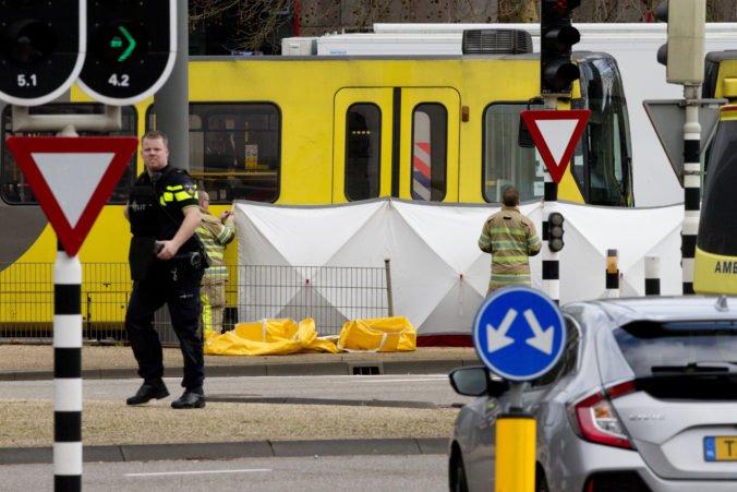 Podozrivý zo streľby v električke v Utrechte mal v liste popísať motív, pre ktorý vraždil