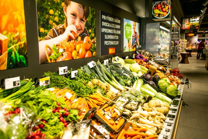 Slováci sú starostliví a dbajú pri nákupoch potravín o potreby svojich blízkych