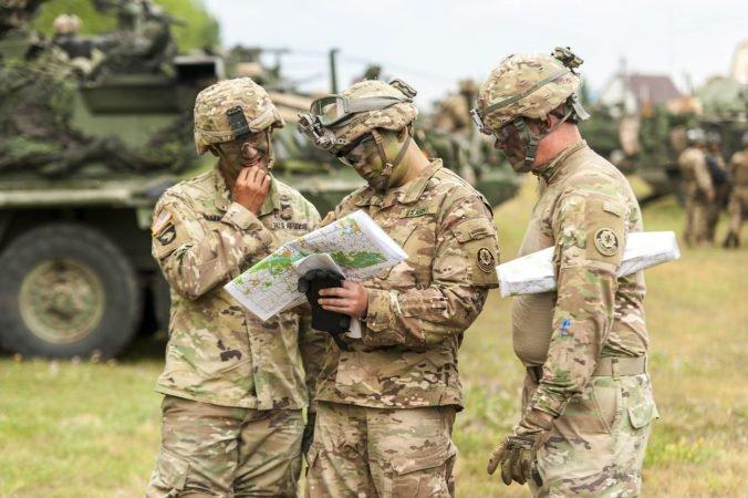 Spojenci NATO s USA a Ukrajinou odštartovali vojenské cvičenia, manévre monitoruje Rusko