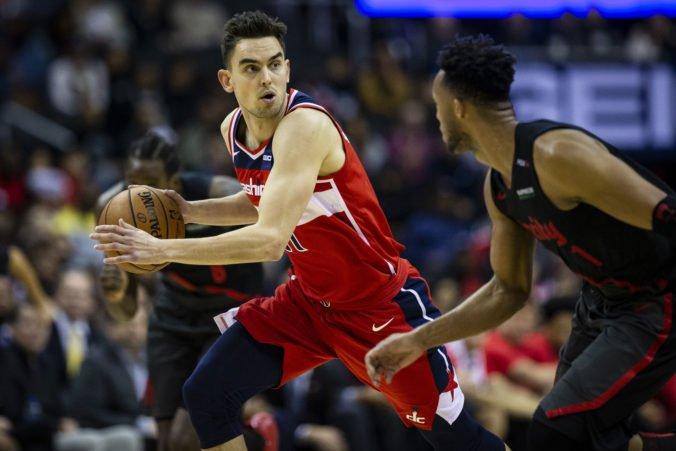 """Tomáš Satoranský mení v NBA dres, na tri roky sa upísal """"býkom"""" z Chicaga"""