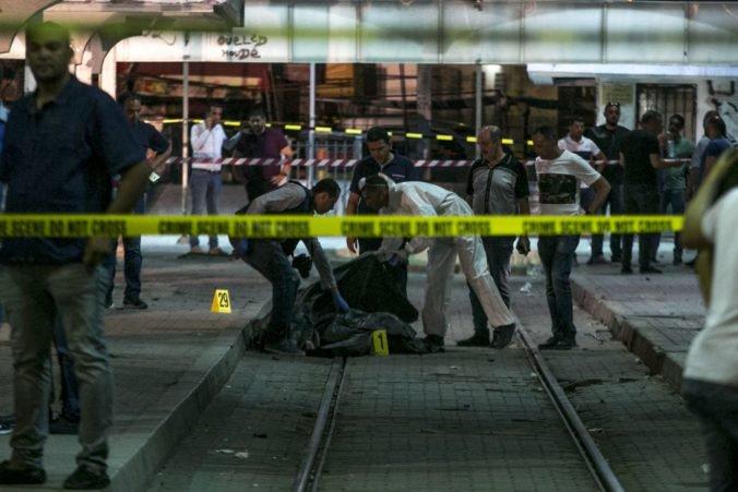 Policajti zabili v Tunise teroristu, ktorý mal na sebe pripevnené výbušniny