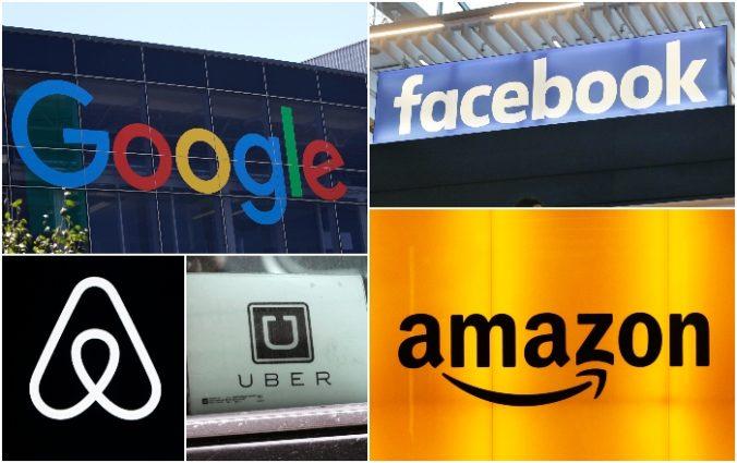 Amazon, Google aj Uber budú vo Francúzsku platiť digitálnu daň, schválila dolná komora parlamentu