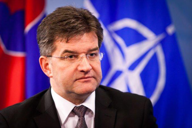 Lajčák sa objavil v úvahách o obsadení postov v NATO, ale jeho prioritou je výkon funkcie ministra