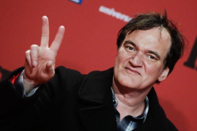 Quentin Tarantino plánuje skončiť s nakrúcaním filmov a svoju kreativitu chce využiť inde