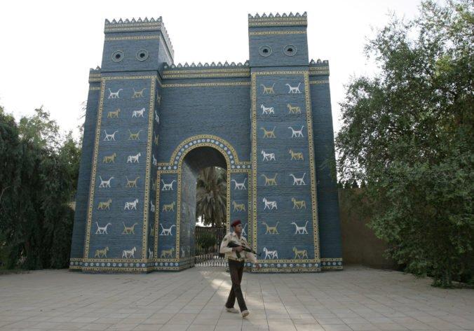 Zoznam Svetového dedičstva UNESCO sa rozšíril, pribudol doň staroveký Babylon