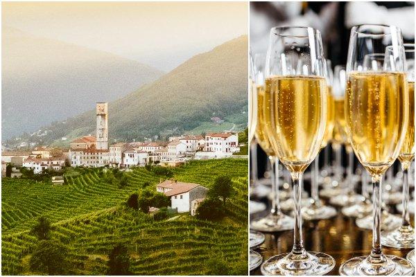 Do Zoznamu svetového dedičstva UNESCO zapísali oblasť v Taliansku, z ktorej pochádza Prosecco