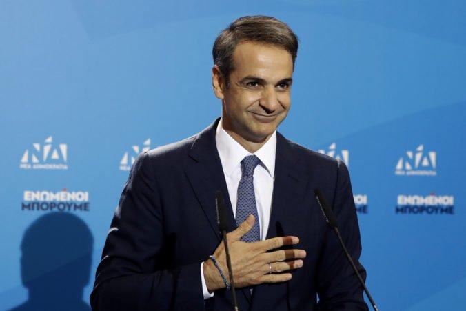 Grécko bude mať nového premiéra, Mitsotákis sa musí rýchlo vysporiadať s hospodárskymi problémami