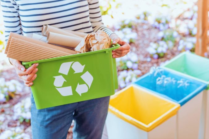Slováci triedia čoraz viac odpadu, ministerstvo chce však mieru recyklácie ešte zvýšiť