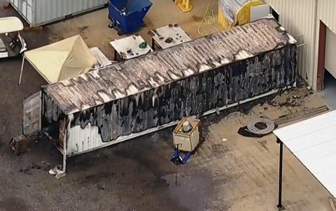 Požiar poškodil vybavenie spoločnosti SpaceX, v objekte pracujú na prototype vesmírnej sondy