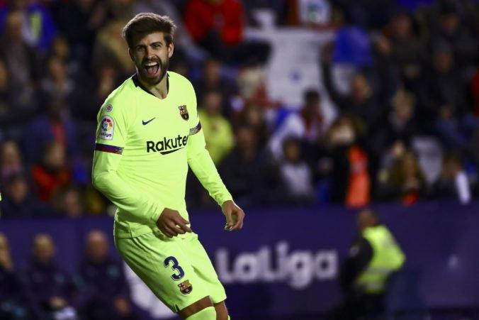 Gerard Piqué z FC Barcelona musí na daniach doplatiť státisíce eur